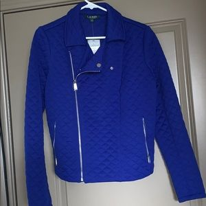 Women's polo jacket